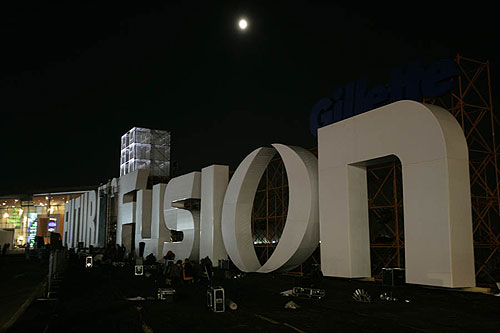 Future is Fusion - Gillette Fusion @ Baneasa Shoping City