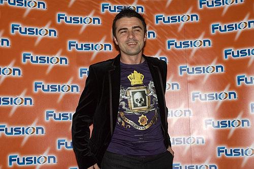 Future is Fusion - Gillette Fusion @ petrecere