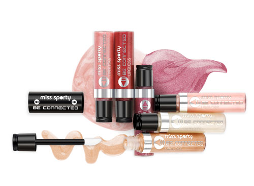 Be Connected lip gloss