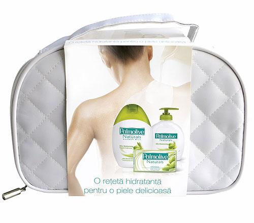 Palmolive Olive kit