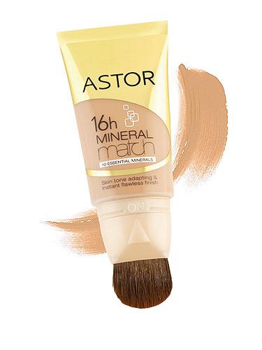 Astor Mineral Match