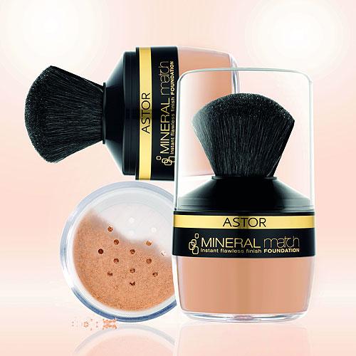 Astor Mineral Match Powder