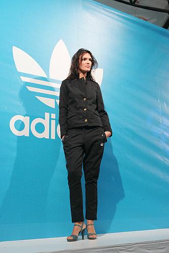 "Colectia adidas ""Respect Me"" pentru iarna 2006, Seria Rhythm"