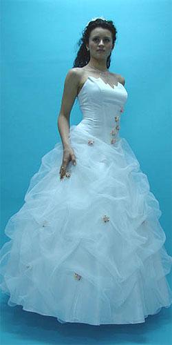 Liliana alb