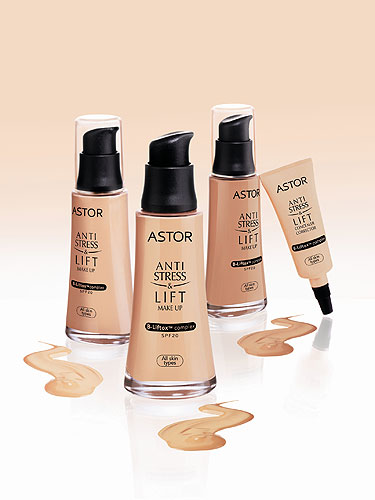 Astor Anti-Stress & Lift Fond & Concealer