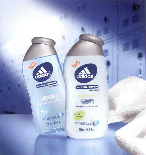 adidas Personal Care Active Shower
