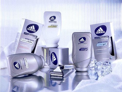adidas Skin Care Range