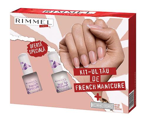 Rimmel - Straluceste pana in varful unghiilor