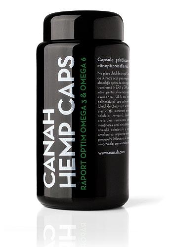 Canah Hemp Caps