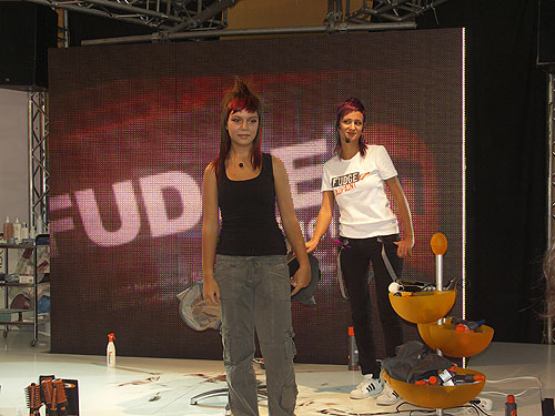 Cosmetics Beauty Hair 2007