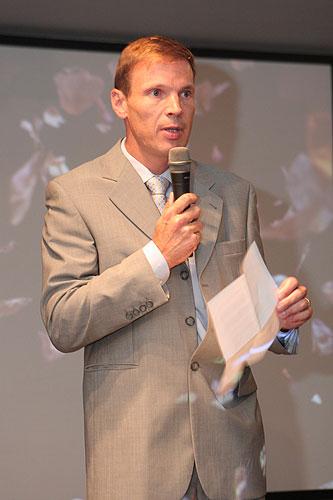 David Lechleiter, Vice-Presedinte si Director General GlaxoSmithKline Romania