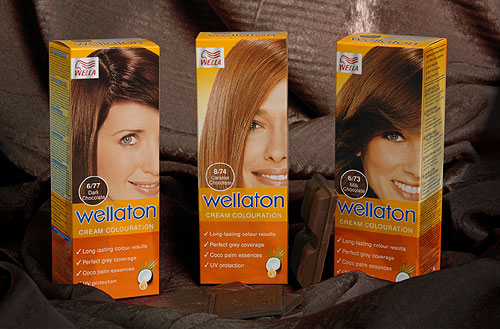 Wellaton Chocolate Collection