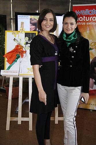 Daniela Nane, Corina Barladeanu