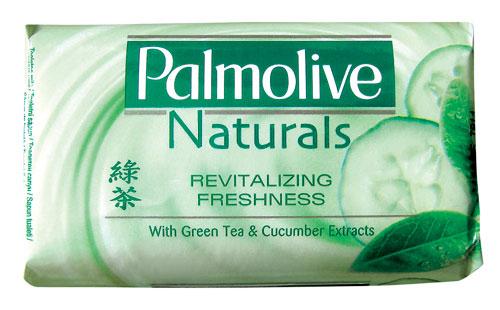 Palmolive Naturals Green Tea & Cucumber Extracts