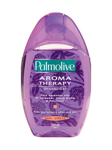 Palmolive Aromathery Anti-Stress Shower Gel