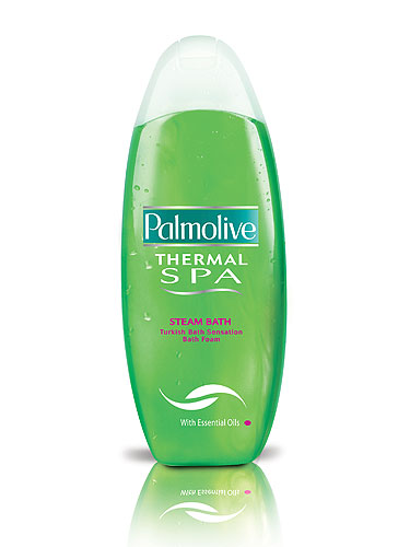 Palmolive Thermal Spa Steam Bath