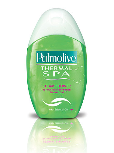 Palmolive Thermal Spa Steam Shower