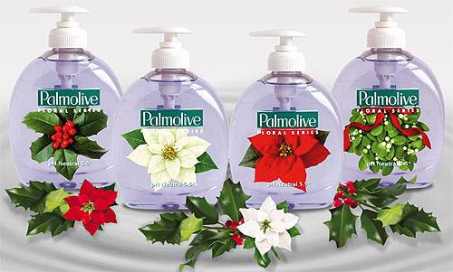 Palmolive Floral Series