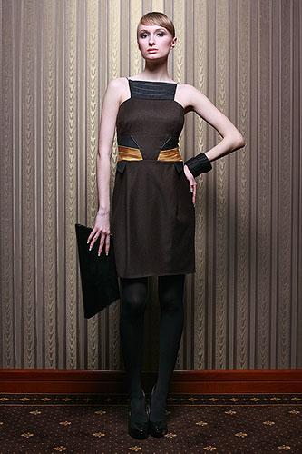 NICHI CRISTINA NICHITA la Romanian Fashion Week 2008