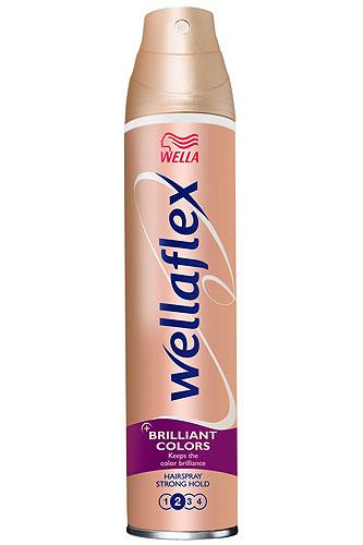 Wellaflex briliant colors spray