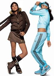 RESPECT ME - colectia adidas Missy Elliott