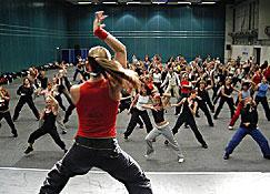 Fitness & Life Style Revolution la Sala Palatului