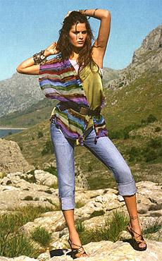 Revine moda anilor '80