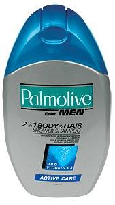 Palmolive for Men Shower Gel, prospetime si energie maxima pentru iubitul tau