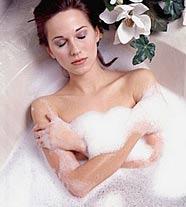 Spuma de baie poate provoca migrene