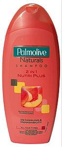 Palmolive 2 in 1 - ingrijire delicata si stralucire de matase