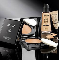 Simte diferenta cu noua pudra compacta ANTI- STRESS & LIFT Compact Cream de la ASTOR