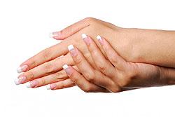 Îngrijirea anti-îmbatrânire a mâinilor