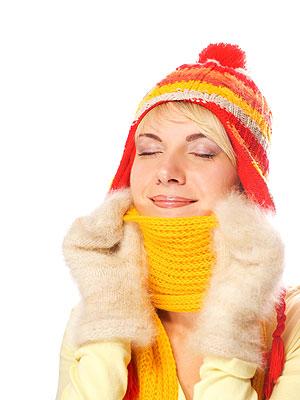 Protectia pielii pe timpul iernii