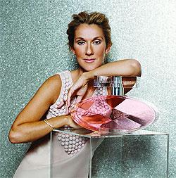O noua aroma incantatoare de la Celine Dion