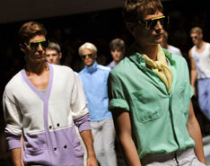 Saptamana modei masculine