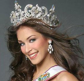 Venezuela, castigatoarea Miss Universe 2008