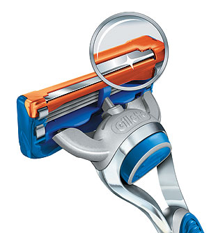 Future is Fusion: Gillette Fusion