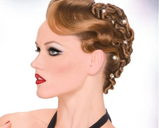 Beauty One a lansat conceptul Patrick Cameron in hair styling