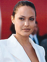Angelina - modelul casei de moda St. John