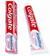 Colgate Sensitive ofera ingrijire pentru  persoanele cu dinti sensibili