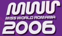Comunicat de presa Miss World Romania 2006