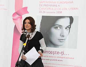 Saptamâna Europeana de Prevenire a Cancerului de Col Uterin