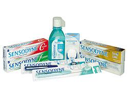 Gama Sensodyne - pentru ca dintii nostri sa aiba o vacanta fericita