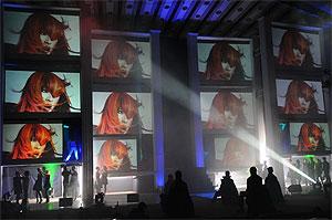 Gala Wella 2008 - pasiune si culoare