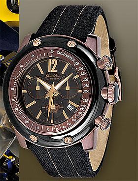 Vali Barbulescu, imaginea ceasurilor Glam Rock
