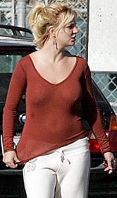 Britney e cea mai prost imbracata