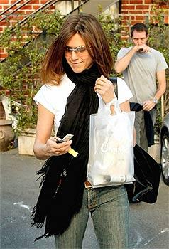 Jennifer Aniston, cea mai naturala