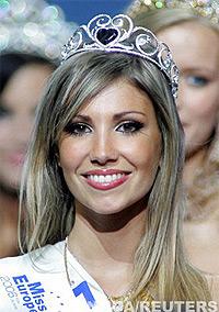Europa are o noua regina: Miss Franta