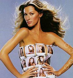 Gisele Bundchen invinuieste parintii pentru aparitia anorexiei in rindul top modelelor