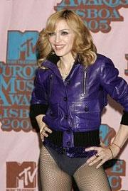 Madonna, un simbol in lumea modei